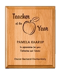 Engraved Recognition Plaques