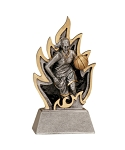 Basketball -- Ignite Resin Trophy, Female